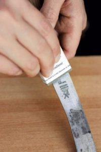 Damastmesser und Damaszener richtig pflegen und reinigen