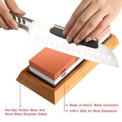 Turbo Messer richtig schleifen | Worauf Sie achten müssen | Empfehlungen 🥇 GV67