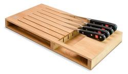 Wüsthof Schubladeneinsatz für bis zu sieben Messer